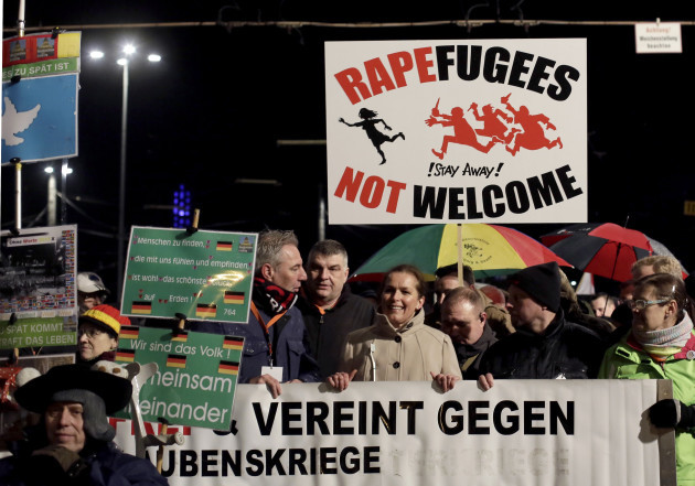 Germany Anti Islam Protest