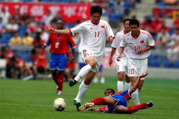 Soccer - FIFA World Cup 2002 - Group C - China v Costa Rica