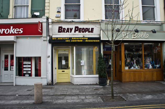 Local Newspaper - Bray People