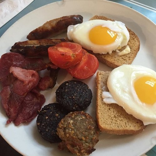 Irish Fry #foodporn #homecooking #farm