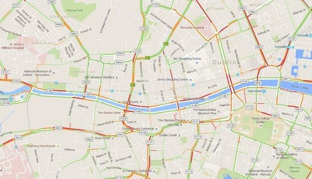 traffic google