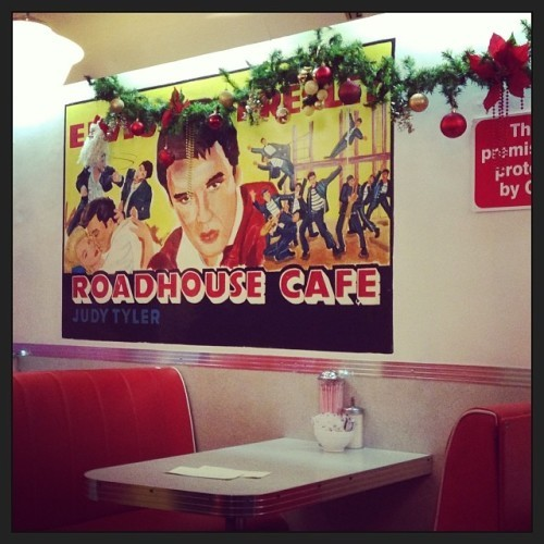 The Road House cafe in Carlow town- an old favourite