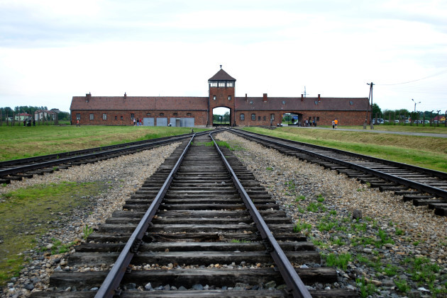 Auschwitz Stock - Poland