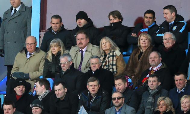 Aston Villa v Liverpool - Barclays Premier League - Villa Park