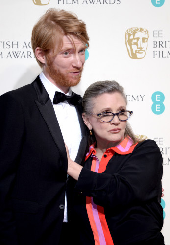 BAFTA Film Awards 2016 - Press Room - London