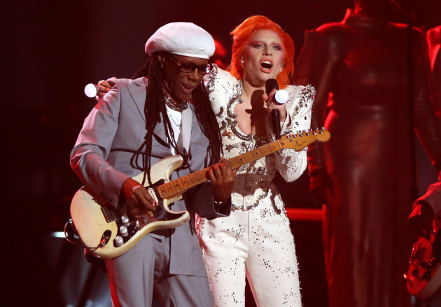 The 58th Annual Grammy Awards - Show - Los Angeles