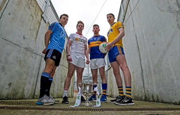 Eoin Murchan, Frank Byrne, Jimmy Feehan and Cathal Compton