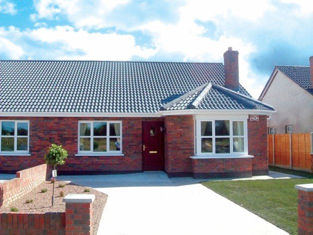 Stylish Bungalows there are 12 bungalows for sale in this cosy kildare development
