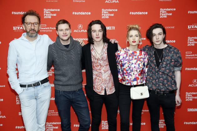 2016 Sundance Film Festival - Sing Street Premiere