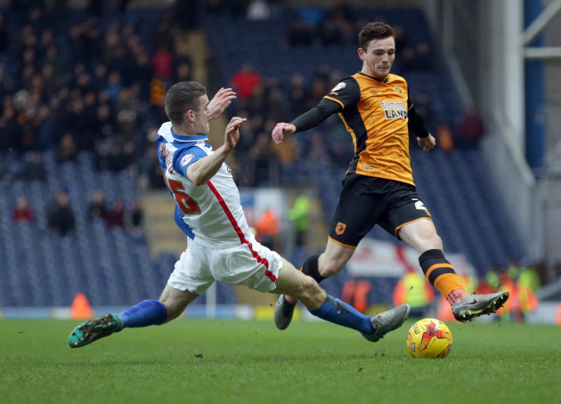 Blackburn Rovers v Hull City - Sky Bet Championship - Ewood Park