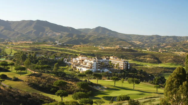 La Cala Hotel Panoramic view 1