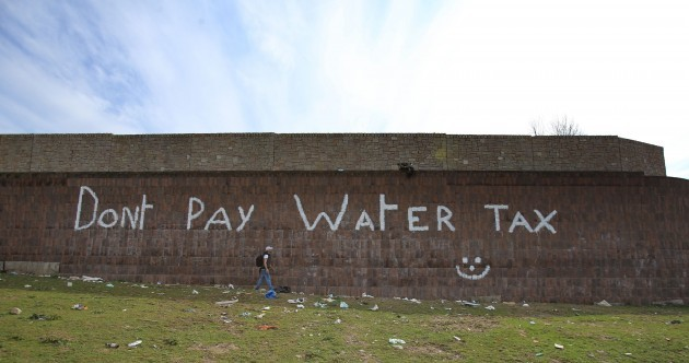 Irish Water bills