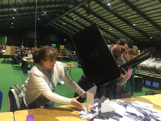 1 Counting the votes