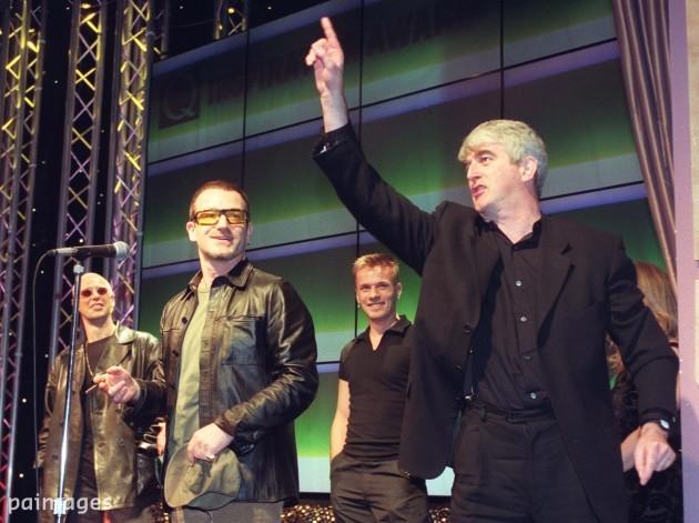 U2/Father Ted