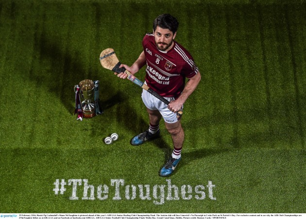 AIB GAA Senior Club Championship Finals #TheToughest Media Day