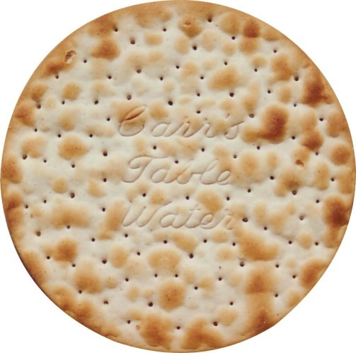 Water-biscuit