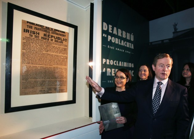 Proclaiming a Republic: The 1916 Rising exhibition - Dublin