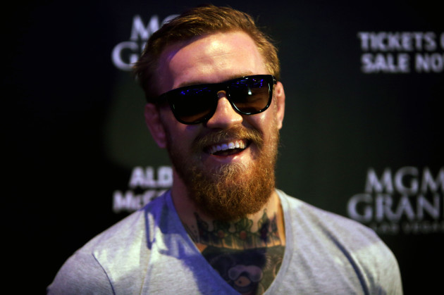 Conor McGregor gets a record million-dollar purse at UFC 196