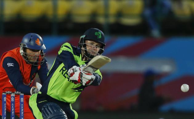 India World T20 Cricket Ireland Netherlands