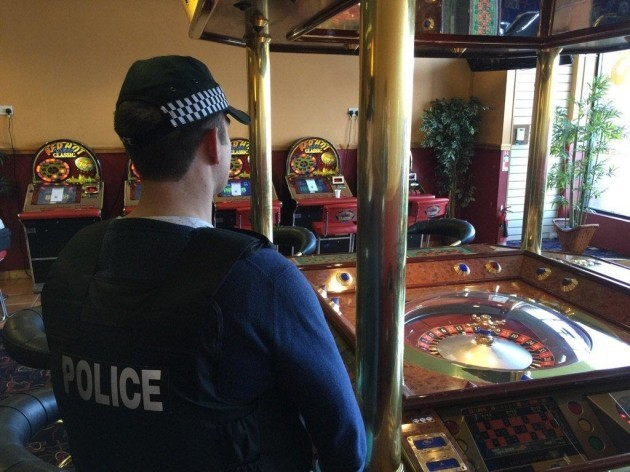 Is gambling legal in northern ireland bingo in vegas casinos