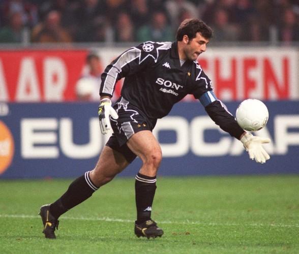 Soccer ... UEFA Champions League ... Ajax v Juventus