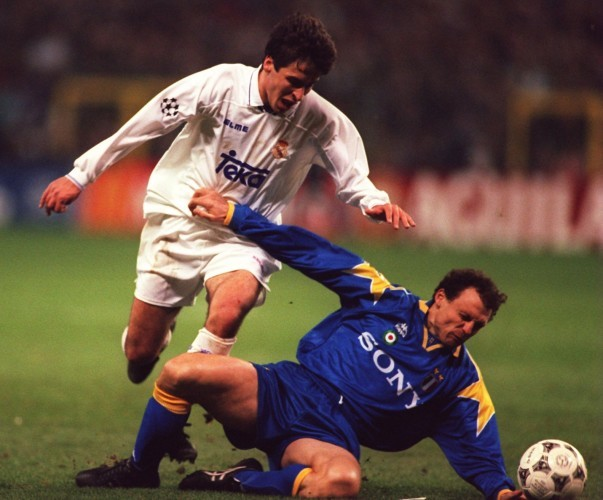UEFA Champions League Soccer, Real Madrid v Juventus