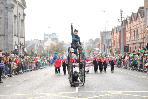Limerick St Patricks parade8