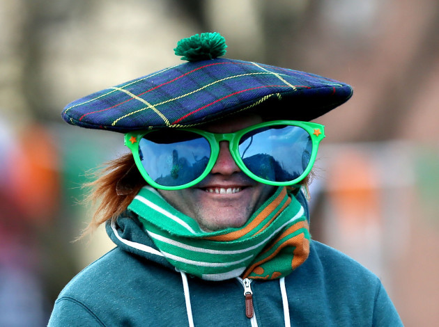 St Patrick Day's celebrations 2016