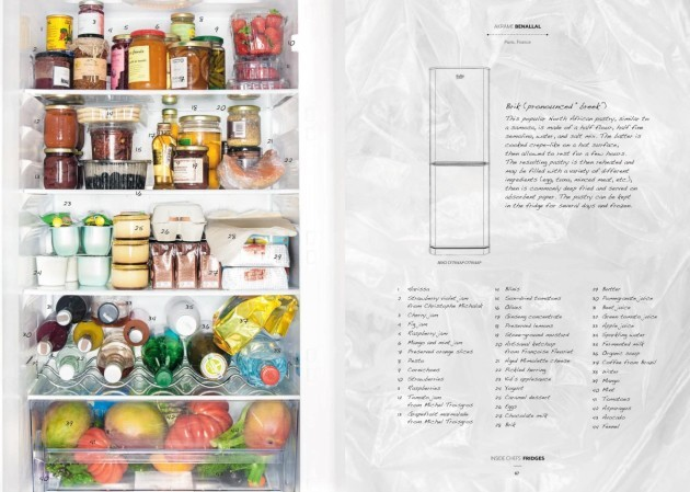 akrame-benallal-who-runs-a-two-star-michelin-restaurant-in-paris-keeps-his-fridge-stocked-with-yoghurts-crme-caramel-desserts-and-pickled-herring-from-ikea-theres-also-strawberries-chocolate-milk-and-applesauce-pouche