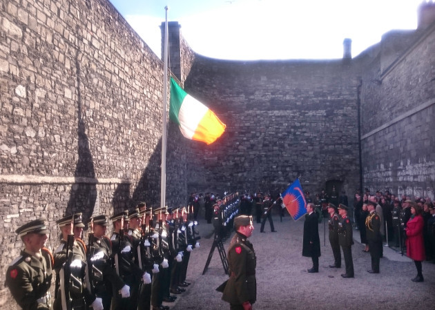27/3/2016 1916 Easter Rising Centenary Celebration