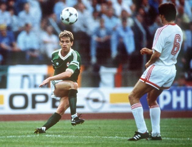 Chris Morris 15/6/1988