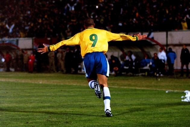 Soccer - Copa America - Final - Brazil v Uruguay