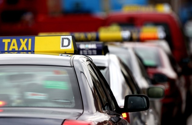File Photo Three taxi drivers who challenged the deregulation of the taxi market in 2000 have lost their case in the High Court. The drivers argued that the sudden deregulation of the market had reduced the value of taxi plates from almost 100,000 euro to