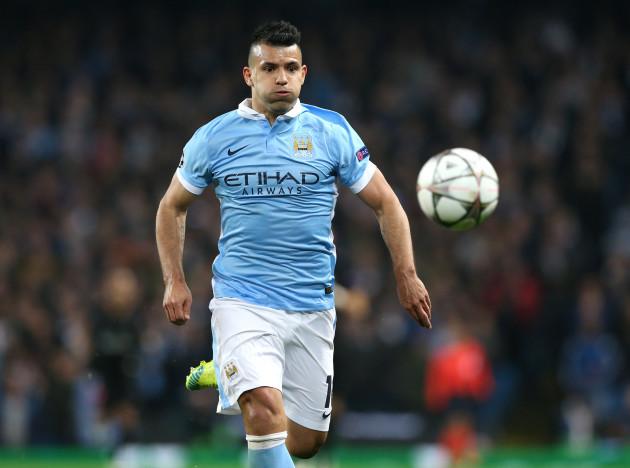 Manchester City v Paris Saint-Germain - UEFA Champions League - Quarter Final - Second Leg - Etihad Stadium