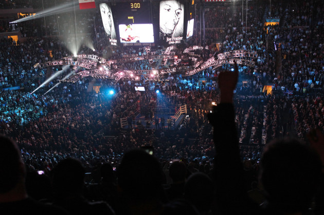 Madison Square Garden Will Host New Yorku0027s First UFC Event This Year As MMA  Is Legalised