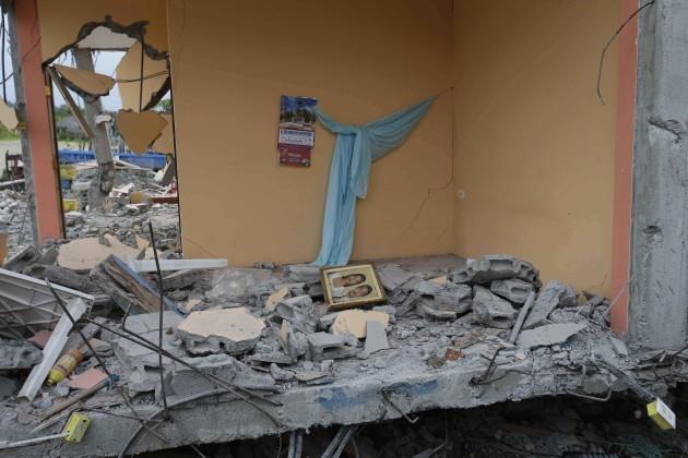 Ecuador Earthquake