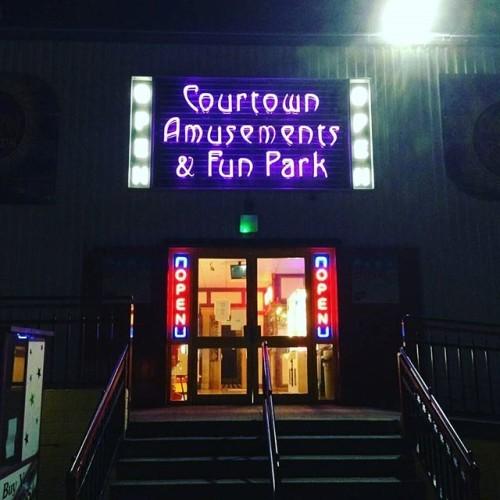 Open all year round #courtown #courtownamusements #courtownamusementsandfunpark #familydayout #casino #arcade #funpark