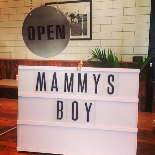 mammysboy