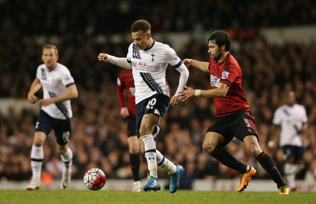 Tottenham Hotspur v West Bromwich Albion - Barclays Premier League - White Hart Lane