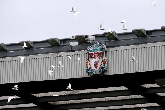 Hillsborough 27th Anniversary Memorial Service - Anfield