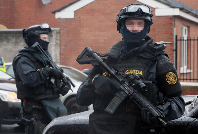 Dublin shootings