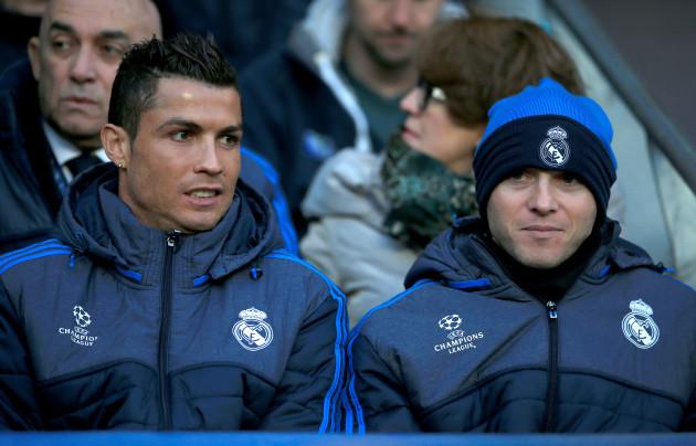 Manchester City v Real Madrid - UEFA Champions League - Semi-Final - First Leg - Etihad Stadium