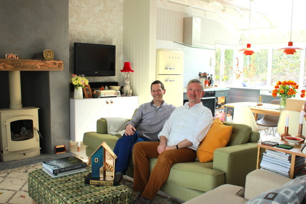 Take a look inside the westmeath cabin that 39 s just been for Open plan house designs ireland