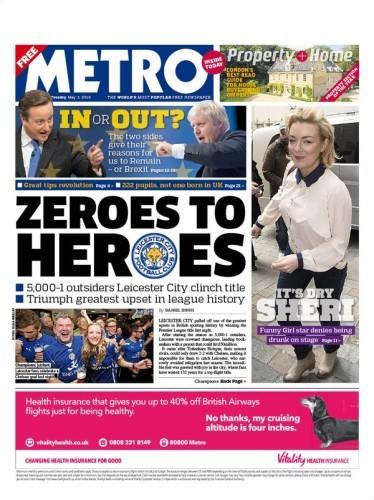 Metro Leicester