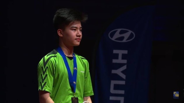 Image result for nhat nguyen badminton