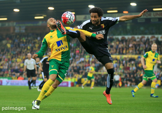 Norwich City v Watford - Barclays Premier League - Carrow Road