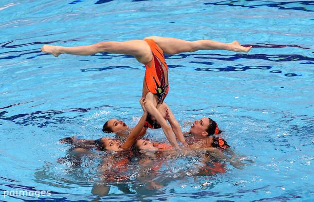European Aquatics Championships - Day Three