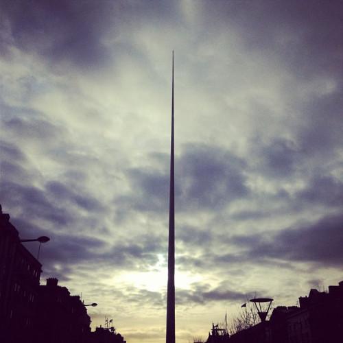 The Dublin Spire