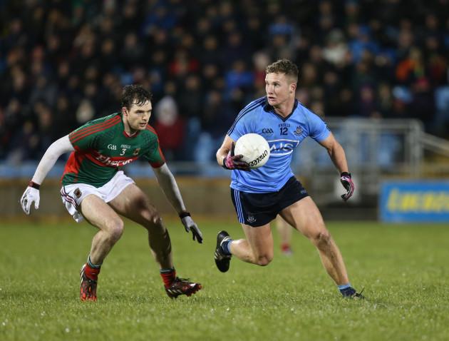 Ciaran Kilkenny and Ger Cafferkey