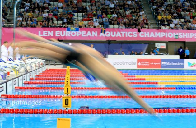 European Aquatics Championships - Day Twelve